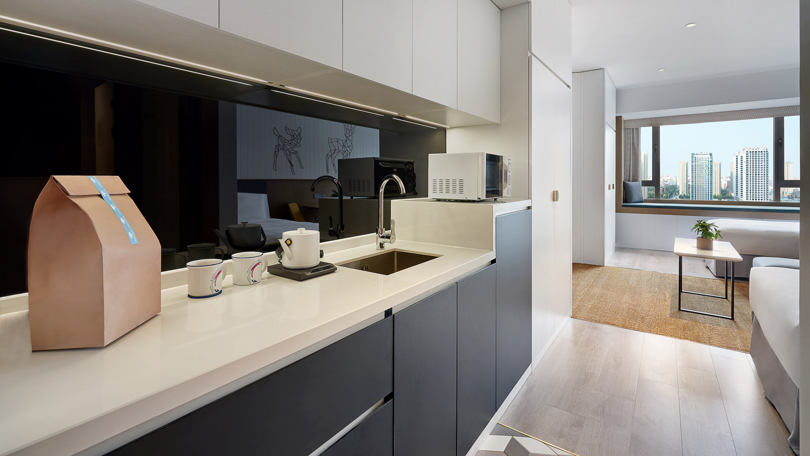 Studio Twin - Kitchenette